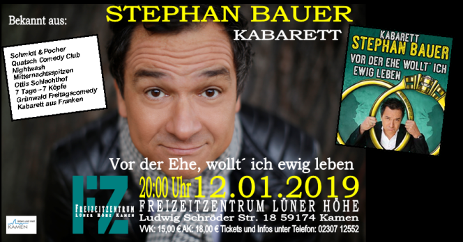 Stephan Bauer 2019