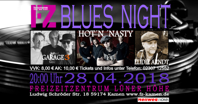 Blues Night Neu