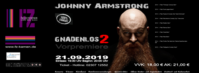 Header FZ Johnny Armstrong 210919 neu