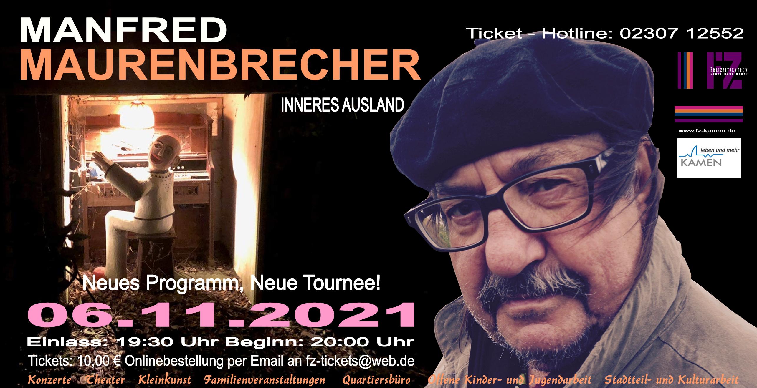 Header FZ Manfred Maurenbrecher 2021 cut