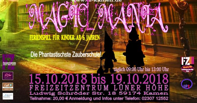 Magic Mania 2018