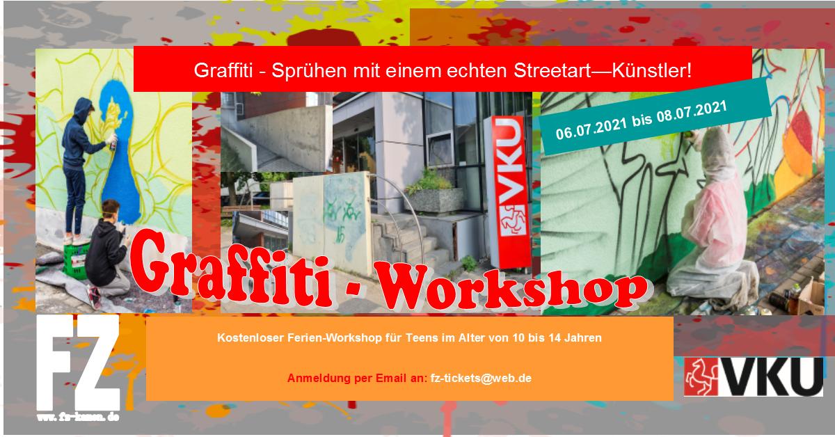 Header VKU Graffitti Version 3 FB